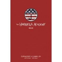 UMBRELLA ACADEMY LIBRARY EDITION HC VOL 2 DALLAS