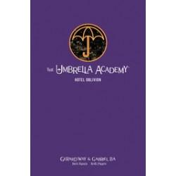 UMBRELLA ACADEMY LIBRARY EDITION HC VOL 3 HOTEL OBLIVION