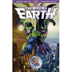 WRONG EARTH TP VOL 1