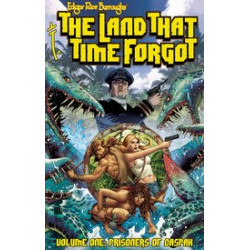 ERB THE LAND THAT TIME FORGOT TP VOL 1