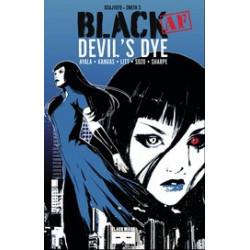 BLACK AF DEVILS DYE TP