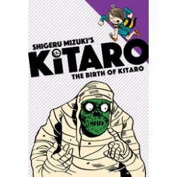 KITARO GN VOL 1 BIRTH OF KITARO