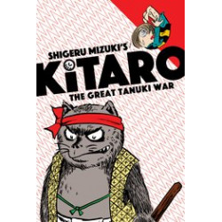KITARO GN VOL 3 THE GREAT TANUKI WAR