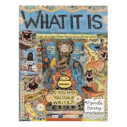 WHAT IT IS HC LYNDA BARRY