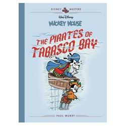 DISNEY MASTERS HC VOL 7 MURRY MOUSE PIRATES TABASCO BAY