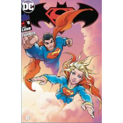 SUPERMAN BATMAN 8 ASPEN VAR CVR B