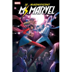 MAGNIFICENT MS MARVEL 18