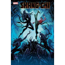 SHANG-CHI 5 COELLO MARVEL VS ALIEN VAR