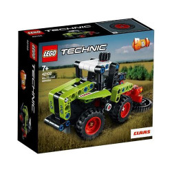 MINI CLAAS XERION LEGO TECHNIC 42102