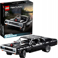 DOM DODGE CHARGER LEGO TECHNIC 42111