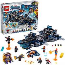 AVENGERS HELICARREIR LEGO MARVEL 76153