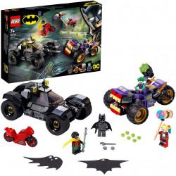 JOKER TRIKE CHASE LEGO BATMAN 76159