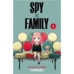 SPY X FAMILY - TOME 2 - VOL02