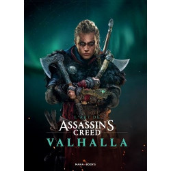 L'ART DE ASSASSIN'S CREED VALHALLA - ARTBOOK OFFICIEL
