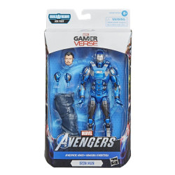 ATMOSPHERE IRON MAN MARVEL LEGENDS GAMERVERSE ACTION FIGURE 15 CM