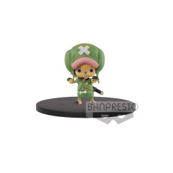 TONY TONY CHOPPER ONE PIECE STATUETTE PVC DXF GRANDLINE MEN WANOKUNI 8 CM