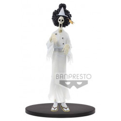 BROOK ONE PIECE STATUETTE PVC DXF GRANDLINE MEN WANOKUNI 19 CM
