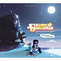 STEVEN UNIVERSE END OF AN ERA