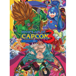 UDONS ART OF CAPCOM VOL 03