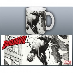DAREDEVIL BLACK & WHITE MUG