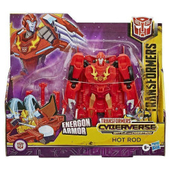 TRANSFORMERS HOT ROD CYBERVERSE ULTRA ACTION FIGURE 17 CM