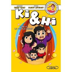 KI & HI - TOME 6 LE PEUPLE OUBLIE - VOL06