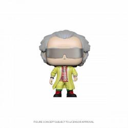 RETOUR VERS LE FUTUR POP! VINYL FIGURINE DOC 2015 9 CM