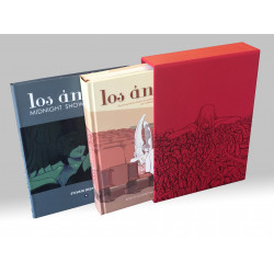 LOS ANGELES STORYBOARDS & SONGS OF SIRENS EDITION DELUXE VERSION ANGLAISE