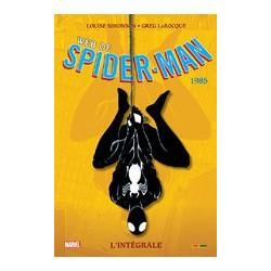 WEB OF SPIDER-MAN: L'INTEGRALE 1985 (NOUVELLE EDITION) - T41