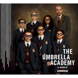 UMBRELLA ACADEMY - ONE-SHOT - UMBRELLA ACADEMY - MAKING OF