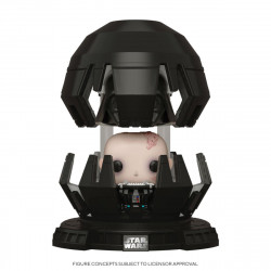DARTH VADER IN MEDITATION CHAMBER STAR WARS FUNKO POP! DELUXE MOVIES VINYL FIGURINE 9 CM