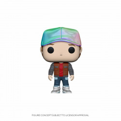 MARTY IN FUTURE OUTFIT RETOUR VERS LE FUTUR POP! VINYL FIGURINE 9 CM
