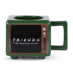 FRIENDS MUG EFFET THERMIQUE RATHER BE WATCHING