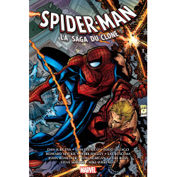 SPIDER-MAN : LA SAGA DU CLONE T03