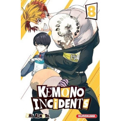 KEMONO INCIDENTS - TOME 08