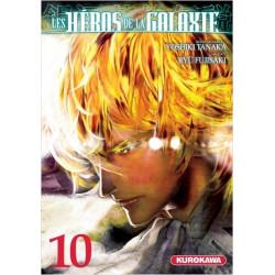 LES HEROS DE LA GALAXIE - TOME 10