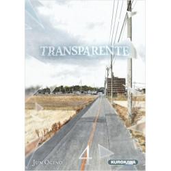 TRANSPARENTE - TOME 4