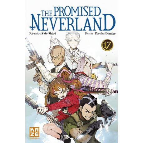 THE PROMISED NEVERLAND T17
