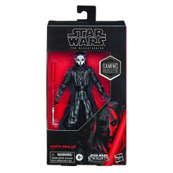 DARTH NIHILUS STAR WARS BLACK SERIES GAMING GREATS ACTION FIGURE 15 CM