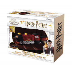 HOGWARTS EXPRESS DRAUGHT EXCLUDER HARRY POTTER KNIT KITS