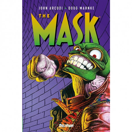 THE MASK - INTEGRALE VOL. 1