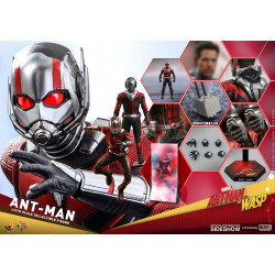ANT-MAN & THE WASP FIGURINE MOVIE MASTERPIECE 1/6 ANT-MAN 30 CM