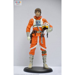 LUKE SNOWSPEEDER PILOTE ELITE COLLECTION STATUE