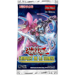 YU-GI-OH BOOSTER L'IMPACT GENESE BLISTER