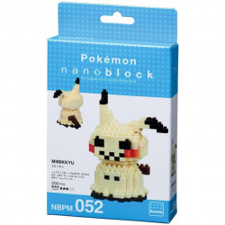 MIMIKYU NANOBLOCK POKEMON BUILDING BLOCK SET
