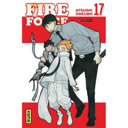 FIRE FORCE - TOME 17