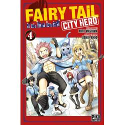 FAIRY TAIL CITY HERO T04