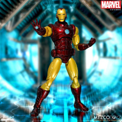 Iron Man Marvel One:12 Action figures 18 cm