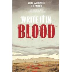 WRITE IT IN BLOOD TP