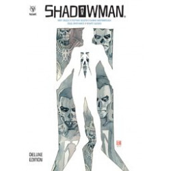 SHADOWMAN ANDY DIGGLE DLX ED HC